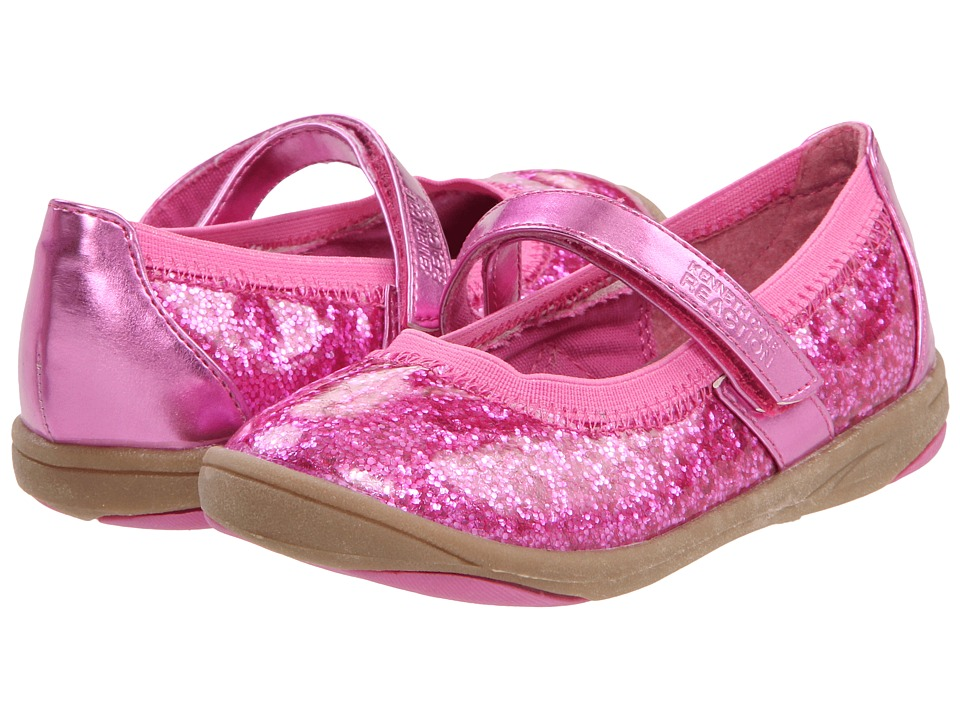 Kenneth Cole Reaction Kids Prize On By 2 Girls Shoes (Pink)
