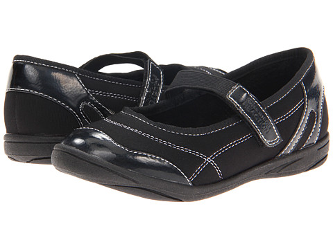 Kenneth Cole Reaction Kids - Pint Prize 2 (Toddler/Little Kid) (Black) Girls Shoes
