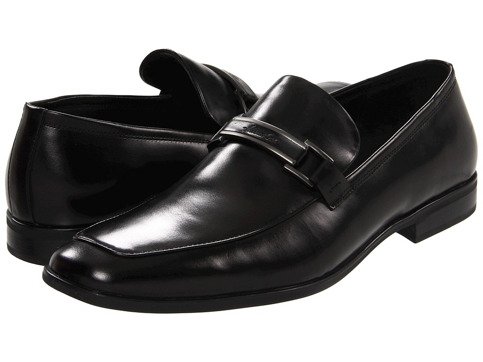 Kenneth Cole New York - Take Me Home (Black) Men's Flat Shoes