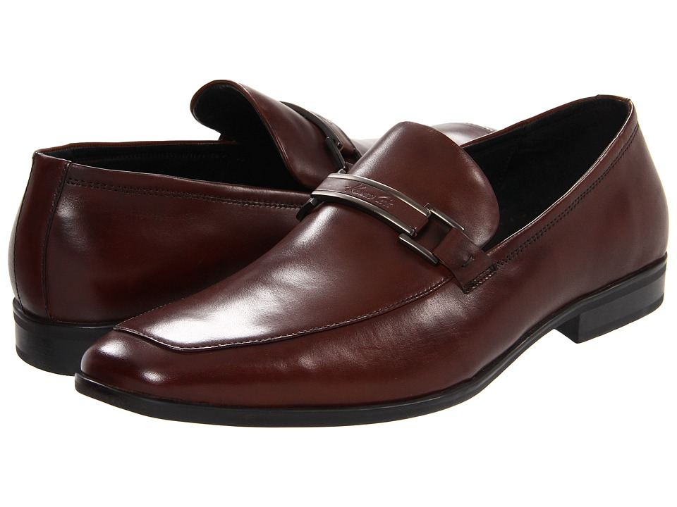 Kenneth Cole New York - Take Me Home (Brown) Men's Flat Shoes