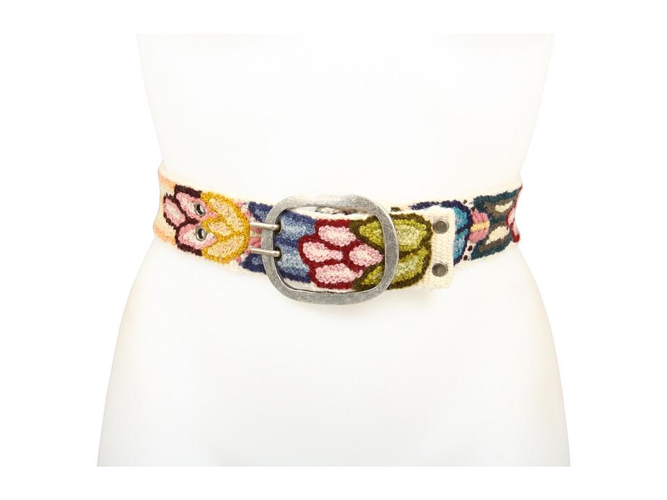 Pistil - Andina Belt (Ivory) Women