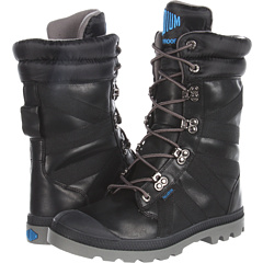 Palladium Pampa Thermal (Black Metal) Footwear