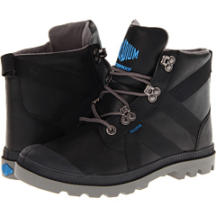 Palladium Pampa Thermal Mid (Black Metal) Footwear