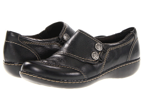 Clarks - Ashland Alpine (Black) Women