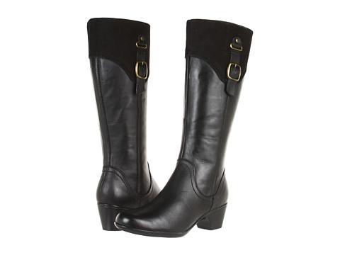 Clarks - Ingalls Delaware (Black) Women's Boots
