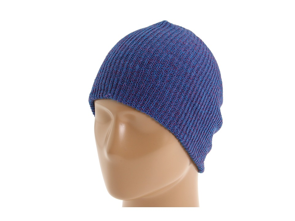 Neff - Daily Heather Beanie (Blue/Purple) Beanies
