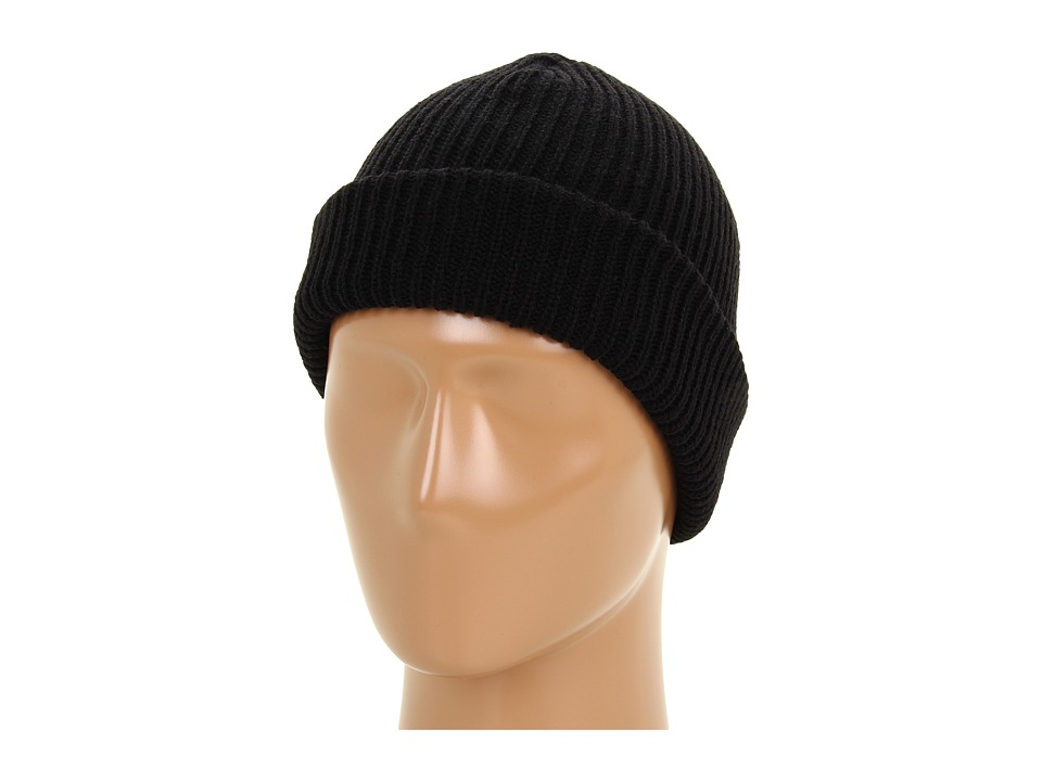 Neff - Daily Double Beanie (Black) Beanies