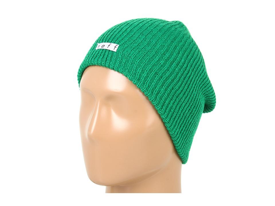Neff - Daily Beanie (Green) Beanies