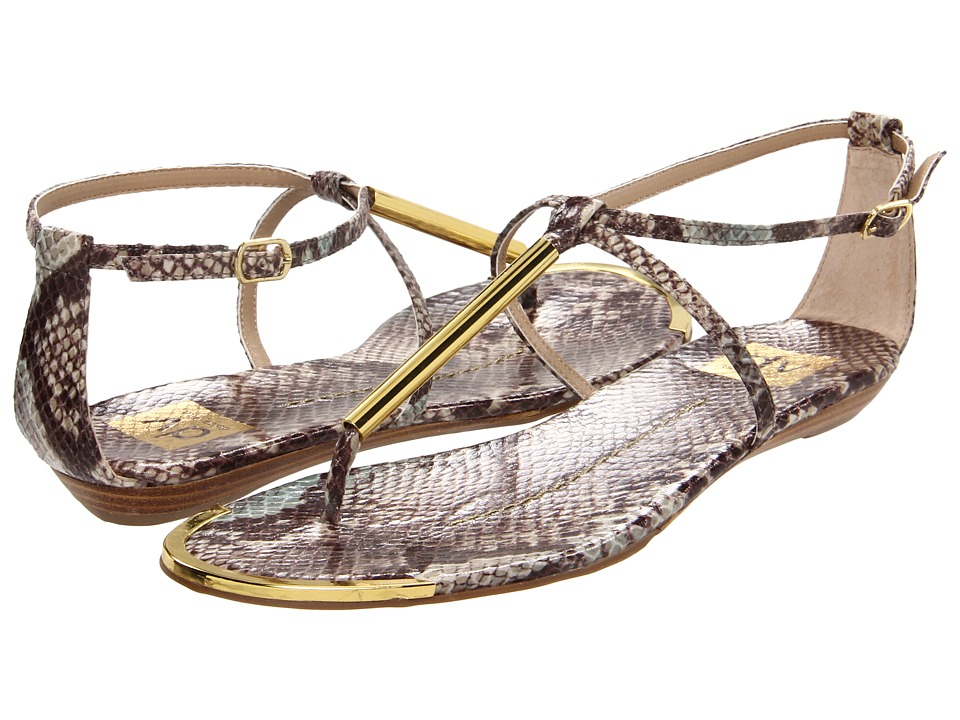 DV by Dolce Vita - Archer (Nude Snake) Women's Sandals
