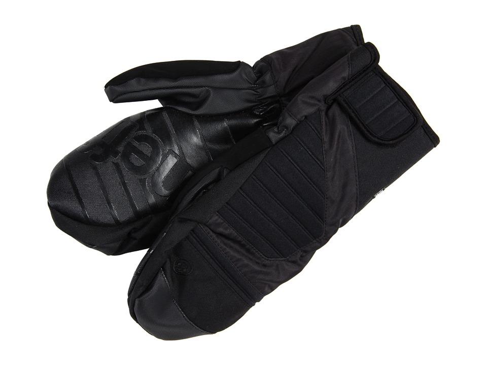 Neff - Digger Mitt (Black) Snowboard Gloves