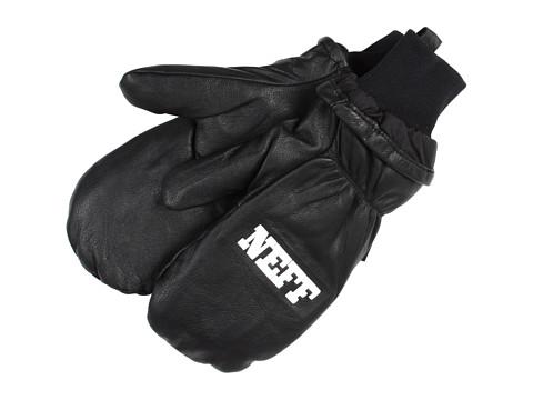 Neff - Work Mitt (Black) Snowboard Gloves