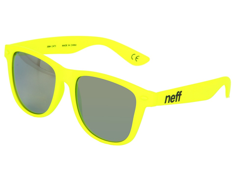 Neff - Daily Shades (Tennis Rubber) Sport Sunglasses