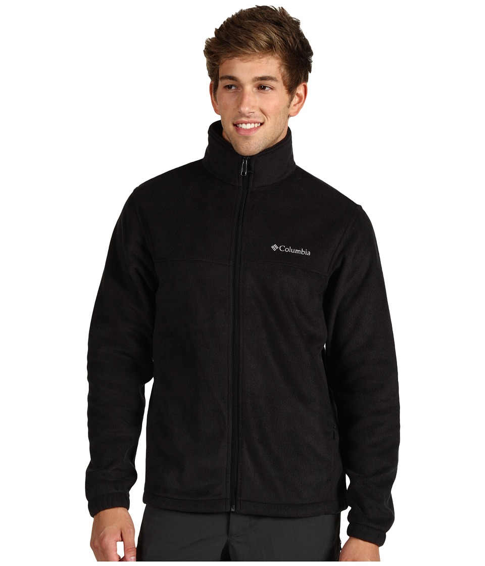 Columbia - Steens Mountain Full Zip 2.0 (Black) Men's Coat