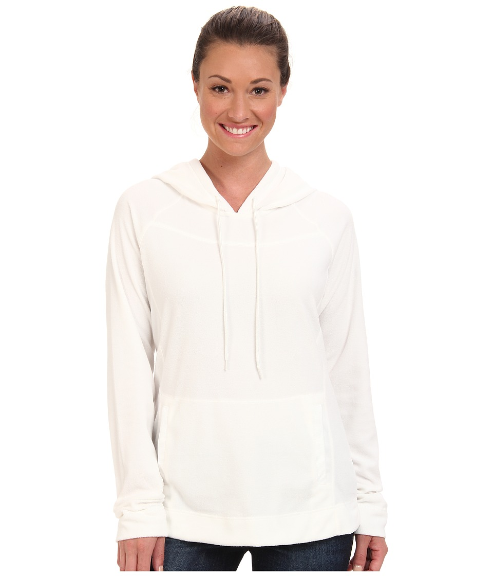 Columbia - Glacial Fleece III Hoodie (Sea Salt) Women's Sweatshirt