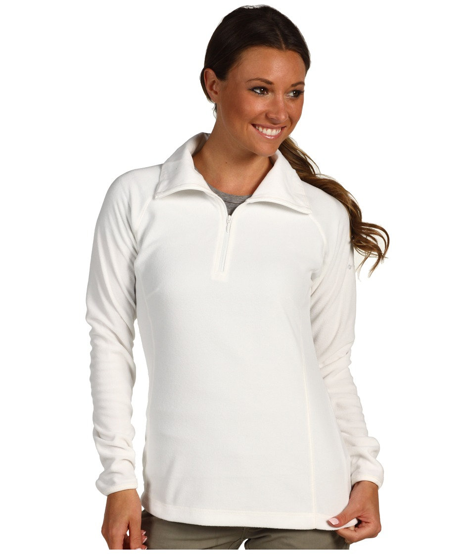 Columbia Glacial Fleece III 1/2 Zip (Sea Salt) Women
