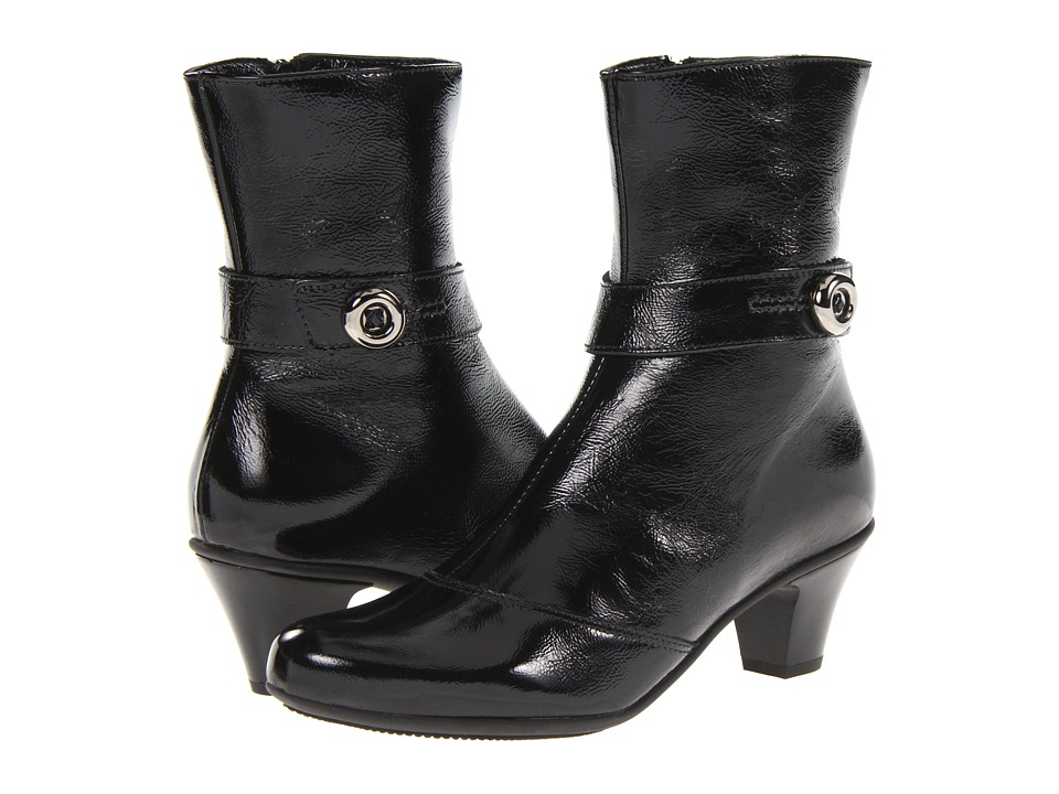 La Canadienne - Rimes (Black Crinkle) Women