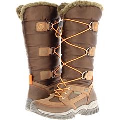 Rockport Finna Pull On Tall Boot (Dark Olive) Footwear