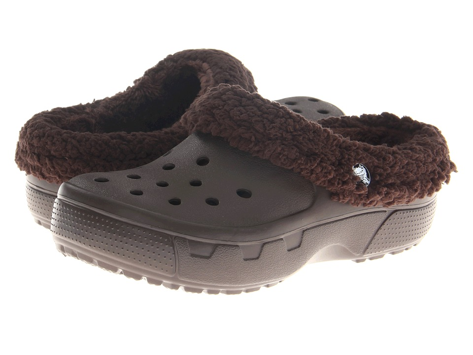 Crocs Kids - Mammoth EVO Clog (Toddler/Little Kid) (Espresso/Espresso) Kids Shoes