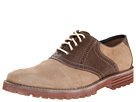 Hush Puppies - 1958 - Authentic Lug (Taupe Suede/Brown) - Footwear