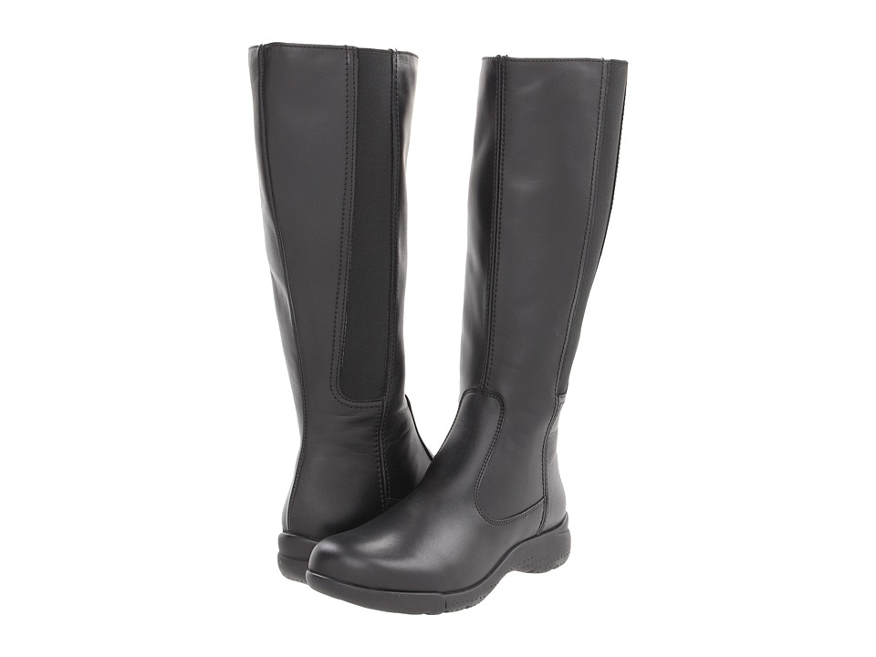 La Canadienne - Tisdale (Black Leather) Women