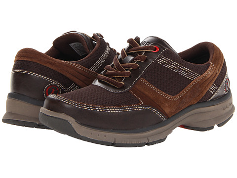 Hush Puppies - Origin Oxford MT (Dark Brown Multi) Men