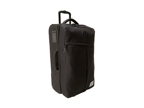 Herschel Supply Co. - Parcel (Black) Pullman Luggage