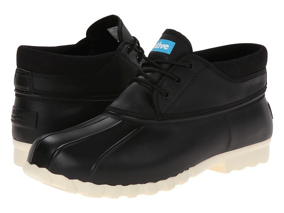 Native Shoes - Jimmy Mid (Jiffy Black) Shoes