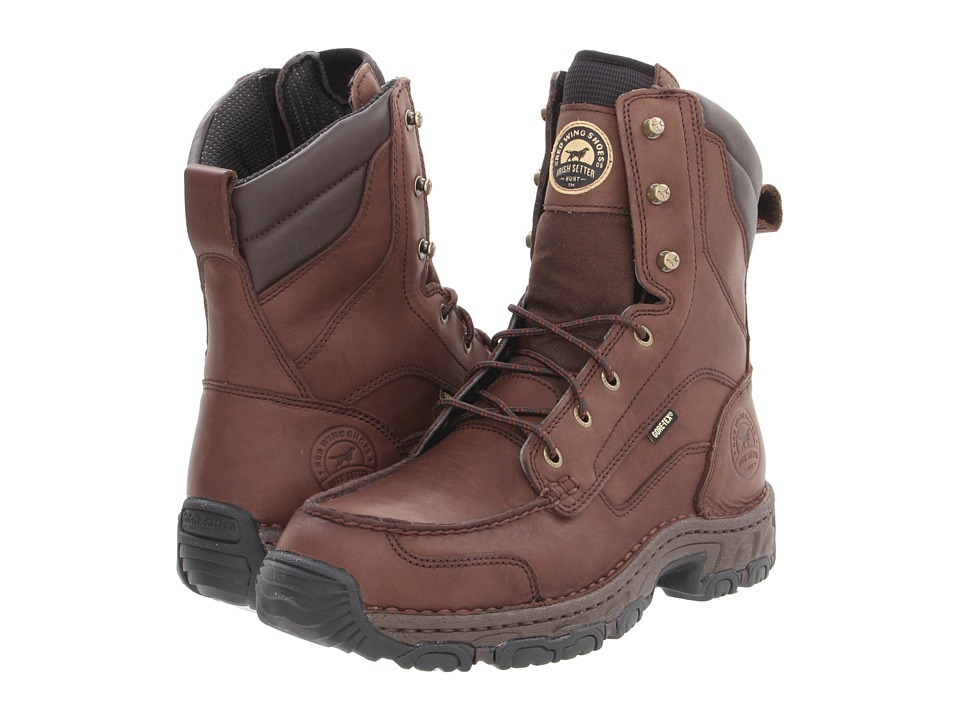 Irish Setter - Havoc (Brown) Men's Boots