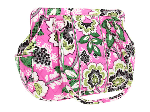 Vera Bradley - Frame Bag (Priscilla Pink) Shoulder Handbags