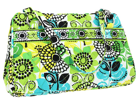 Vera Bradley - Whitney (Lime's Up) Shoulder Handbags