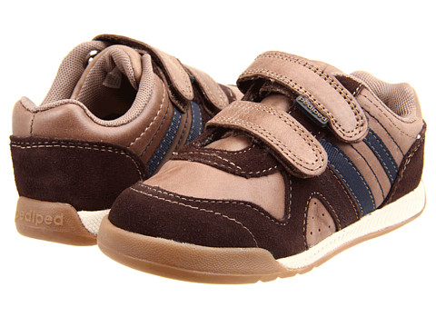 pediped - Otis Flex (Toddler/Little Kid) (Brown) Boys Shoes