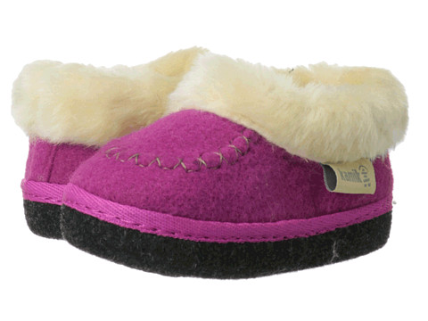 Kamik Kids - Cozy Cabin (Toddler/Little Kid/Big Kid) (Fuchsia) Girls Shoes