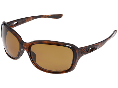 Oakley - Urgency Polarized (Tortoise/Bronze Polarized) Sport Sunglasses