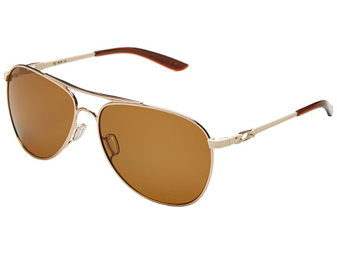 Oakley - Daisy Chain Polarized (Polished Gold/Bronze Polarized) Sport Sunglasses