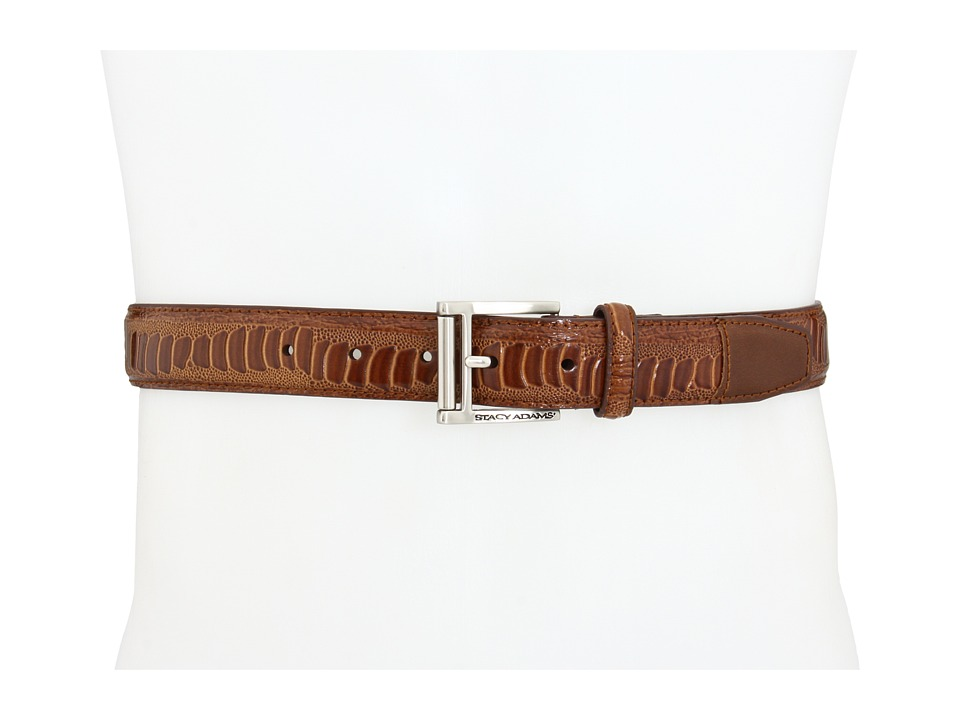 Stacy Adams - 124 (Brown) Men's Belts