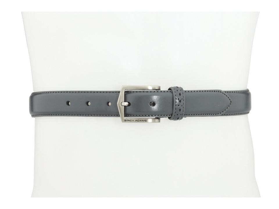 Stacy Adams - 087 (Grey) Men's Belts