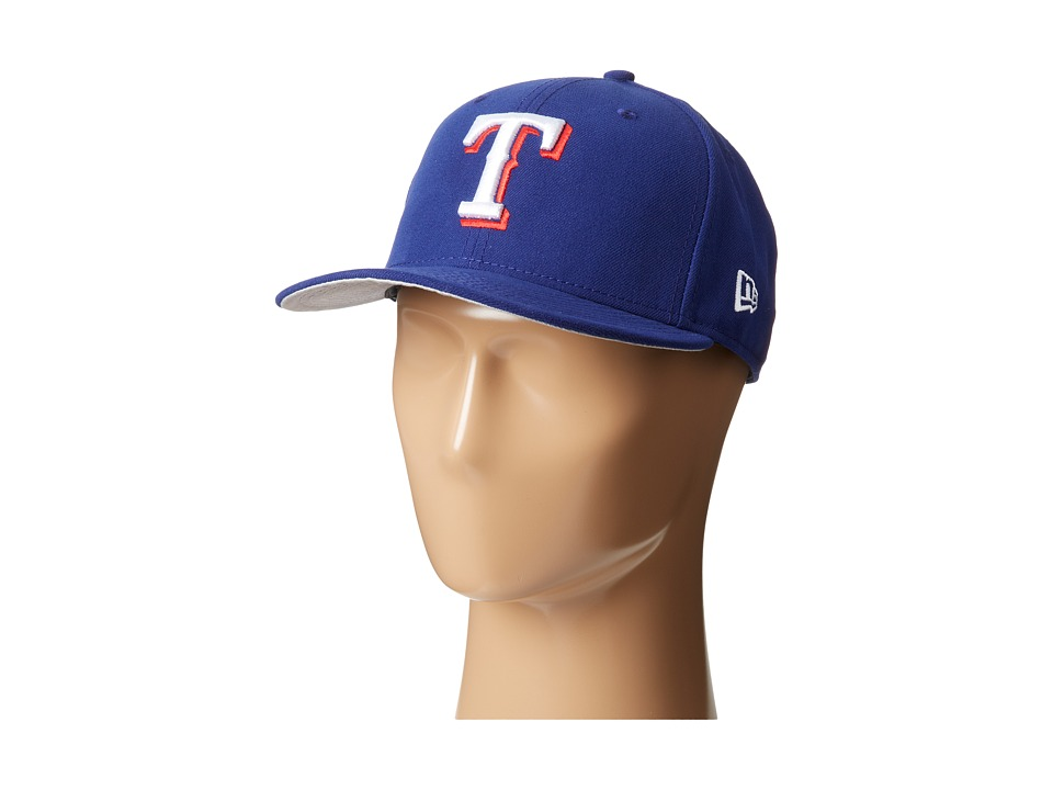 New Era - MLB Baycik Snap 59FIFTY - Texas Rangers (Texas Rangers) Caps
