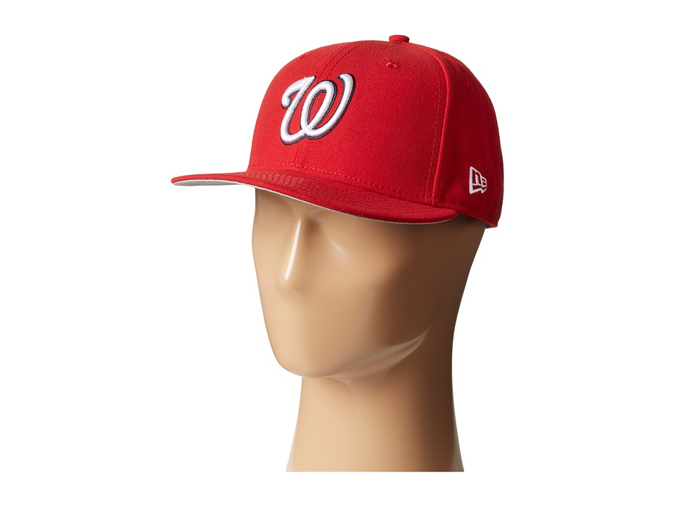 New Era - MLB Baycik Snap 59FIFTY - Washington Nationals (Washington Nationals) Caps