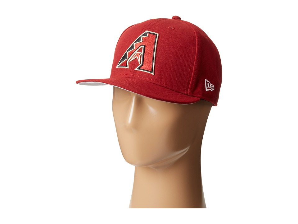 New Era - MLB Baycik Snap 59FIFTY - Arizona Diamondbacks (Arizona Diamondbacks) Caps