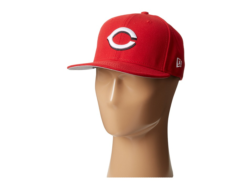New Era - MLB Baycik Snap 59FIFTY - Cincinnati Reds (Cincinnati Reds) Caps