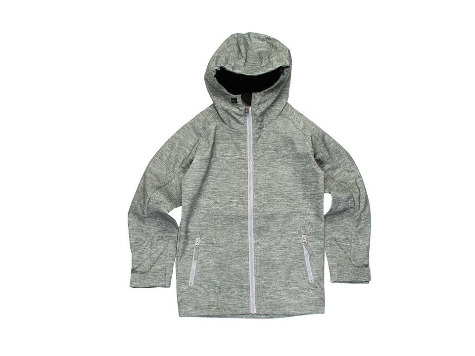Quiksilver Kids Origin Softshell Boys Jacket (Gray)