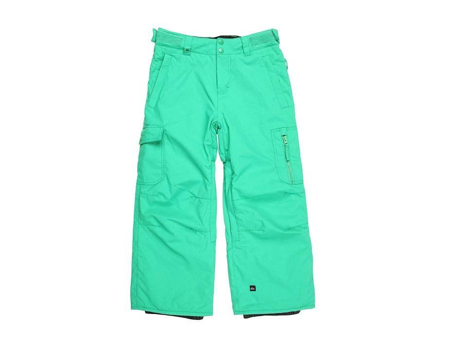 Quiksilver Kids Surface Pant Boys Casual Pants (Green)