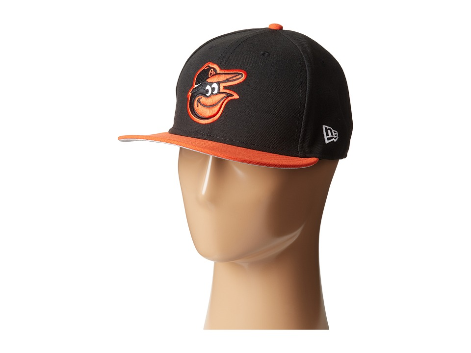 New Era - MLB Baycik Snap 59FIFTY - Baltimore Orioles (Baltimore Orioles) Caps