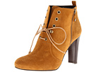 Stuart Weitzman - Oxfordian (Tiger Eye Velour)