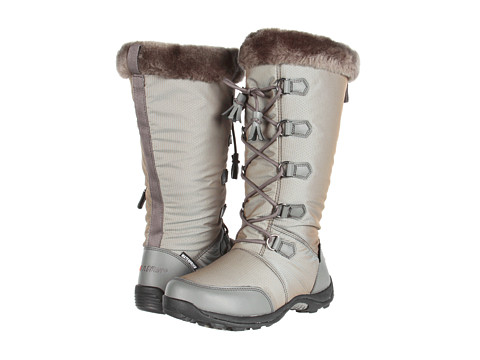 Baffin - New York (Grey) Women's Cold Weather Boots