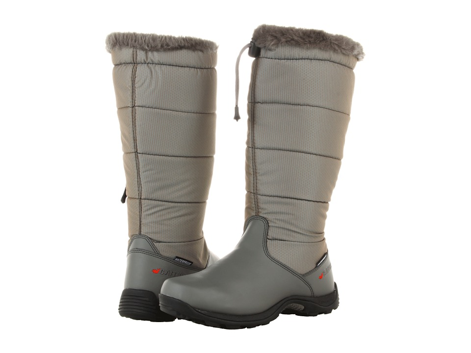Baffin - Boston (Grey) Women's Cold Weather Boots