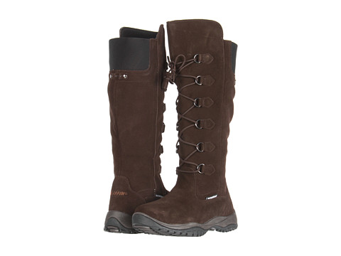 Baffin - Madeleine (Chocolate) Women's Lace-up Boots