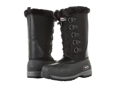 Baffin - Resolute (Black) Women's Cold Weather Boots