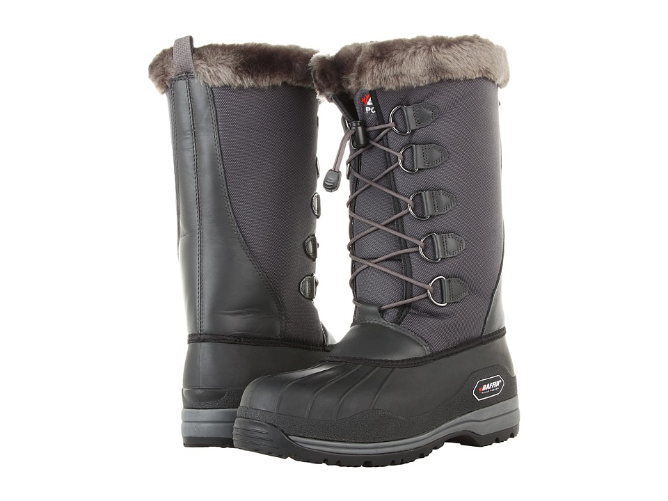 Baffin - Resolute (Charcoal) Women