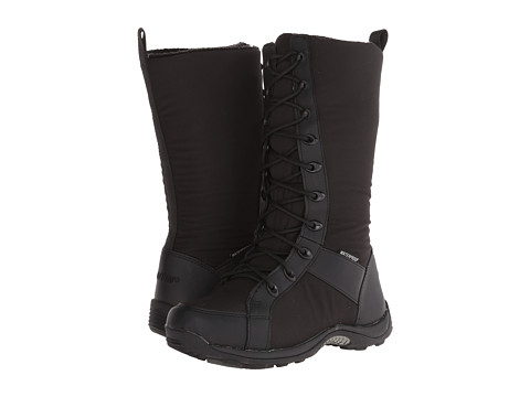 Baffin - Chicago (Black) Women's Lace-up Boots
